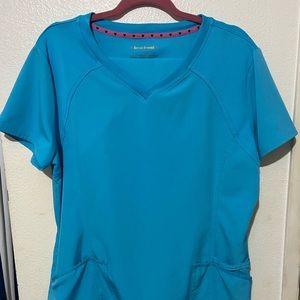 Heartsoul sport SCRUB SET turquoise size large